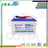 Batteria al piombo funzionale di assicurazione commerciale 80ah 12V