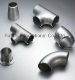 Encaixes de tubulação sanitários do aço inoxidável de Ss304 Ss 316