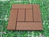 Plástico de madera DIY WPC terrazas