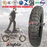 ISO9001: 2008 Certificado de China Fabricante de Alta Calidad de la Motocicleta de los Neumáticos con el Tubo