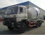 8 Cbm 교반기 트럭 가격 25 톤 구체 믹서
