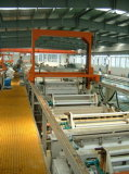 Zinco Plating Line Galvanized Equipment con Waste Water