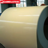 Катушка алюминиевого цинка PPGI основная Prepainted стальная для строительного материала