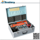 Appareil de contrôle à haute tension électrique d'équipement d'essai de câble à haute tension