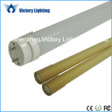 CE RoHS di Pin 2ft-8ft T8 LED Tube Light V Shape Dlc di G13 Integrated Single