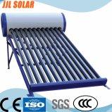 Kompakter nicht druckbelüfteter Niederdruck-Solarwarmwasserbereiter-Solargeysir