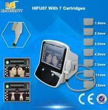 7 Kassetten-Facelift-Knicken-Abbau Hifu Maschine für Verkauf