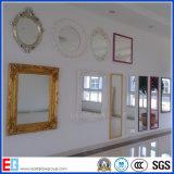 Argento/di alluminio/decorativo/colore/specchio della stanza da bagno
