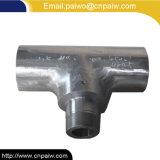 Montures hydrauliques de pièce de rechange de montures de cylindre hydraulique de pièce de rechange de boum d'excavatrice
