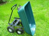 عمليّة بيع جيّدة قوّيّة بلاستيكيّة صيغية حديقة تخليص عربة