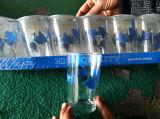 Il normale usato ha stampato gli insiemi di vetro Kb-Hn08167 della tazza prezzi elevati di Quanlity di buoni
