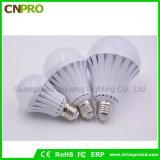 Bulbo branco da emergência SMD5730 da natureza barata do plástico E27 7W 85V-260V