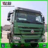 새로운 6X4 유형 유로 2 중국 HOWO A7 371HP Sinotruk 트랙터 헤드