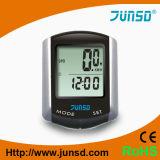 Digitas sem fio ao ar livre que dão um ciclo o relógio da bicicleta de MTB (JS-213)