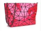 有名な日本銘柄デザイナーISSのEy Miyake袋のショルダー・バッグ(LDO-01648)