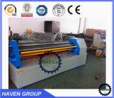 Alto tipo asimétrico qualitymetal W11F-6X2000 de la prensa de batir de la hoja