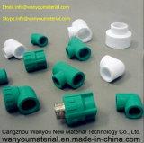Пластичная пробка воды и штуцер трубы сделанный в Китае