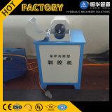 Máquina que raspa del manguito de goma de la alta calidad, manguito Peeler, Peeler