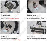 8liters xfs-260 druk-Kooktoestel van de Sterilisatie van de Sterilisator van de Autoclaaf van het Roestvrij staal het Draagbare