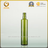 Botella de cristal del aceite de oliva del graduado del alimento 500ml Dorica (331)