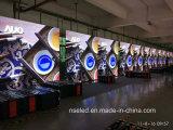 El vídeo de P3.91 LED defiende la visualización de LED de interior del alquiler para la etapa
