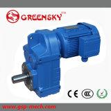 0.75kw 1.5kw 3kw 5.5kw 7.5kw in der Zeile schraubenartiger Getriebe-Gang-Reduzierstück-koaxialmotor