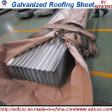 鋼鉄タイル0.125mmに屋根を付ける屋根ふきシート電流を通された