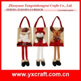 크리스마스 Decoration (ZY16Y028-1-2 14CM) Christmas Jewelry Set