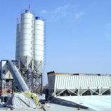 (HZS180) de Concrete het Mengen zich Riem van de Installatie vervoert Type, de Mixer van het Cement