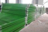 Projeto para os painéis provisórios da cerca de China Constructon do engranzamento de solda do mercado 6ftx10FT de Canadá
