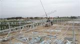 Пленка, Venlo, структура стеклянной пяди парника Multi стальная