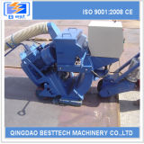Máquina de múltiples funciones 100% del chorreo con granalla del camino de la garantía de calidad