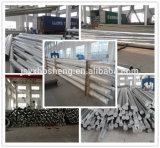 La Chine a galvanisé le poste Q345 en acier