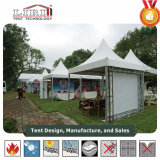 Tenda esterna di lusso del baldacchino del giardino del Pagoda da vendere dai fornitori della Camera della tenda di cerimonia nuziale