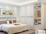 Moderne Spanien-Hauptschlafzimmer-Hotel-Möbel-hölzerne Wandschrank-Garderobe