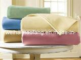 編まれたWoollen 100%Acrylic Hotel Blanket