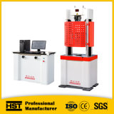 Máquina de prueba universal hidráulica del control de ordenador Waw-300h