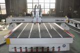 木工業機械のための2043年のCNC機械高速二重スピンドルルータービットデルタ