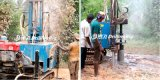 販売フィリピンのための100m DTH水鋭い機械