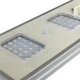 40W todo en una luz de calle solar integrada del LED para al aire libre