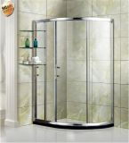 Cerco sanitário do chuveiro das cabines do chuveiro dos mercadorias de Foshan