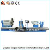 Torno horizontal resistente del CNC con la función de pulido para los cilindros que trabajan a máquina (CK61160)