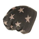 Шлем зимы Camo картины звезды жаккарда связанный Beanie