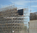 Construction Work를 위한 질 Ringlock Scaffolding System