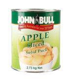 Горячее сбывание свежим Apple законсервированный babyfood