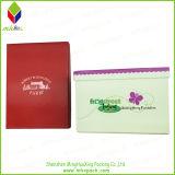 La caja de zapatos flor de papel corrugado Impresión