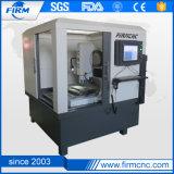Cobre del hierro del acero inoxidable FM6060/de aluminio/máquina de grabado de cobre amarillo del metal