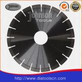 Lâmina de serra silenciosa do laser: lâmina de serra do diamante de 300mm