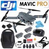 Dji Mavic PROfliege mehr Bündel, mini bewegliche Drohnen, grau