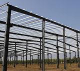 Легко для того чтобы построить шатер мастерской структуры стальной рамки панели сандвича полуфабрикат